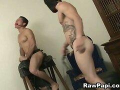 Raw Barebacking Latino Gays Fucking Scene