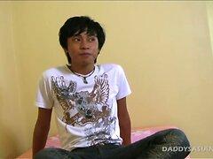 Daddy Fetish Fun With Cute Asian Boy Cyruz