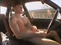 all amature out doors in car gloryhole all good cum comp
