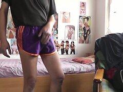 shorts und geiler pushup string