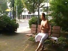 Wank in Public