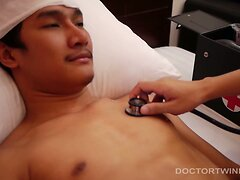 Kinky Medical Fetish Asians Argie  Alex Bareback