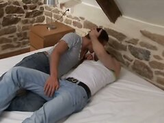 French horny men 06
