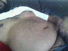 Hairy Chub Bear Quick Cum