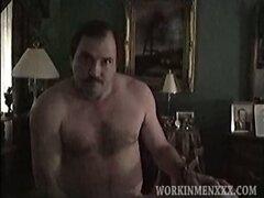 Amateur Mature Man Bobby Beats Off  scene 2