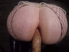 Young Sissy Maid Loves Anal