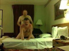 Daddy Bear Fucking  scene 3