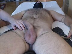 Me edge milk hairy hung bull