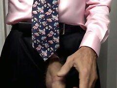 expose tickle drip and cum closeup