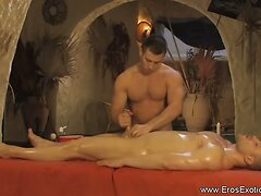Gentle Genital Massage  scene 2