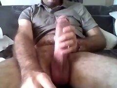 Str8 big daddy on cam