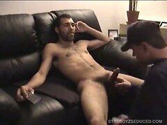 Blowing Big Dick Straight Boy Enrique