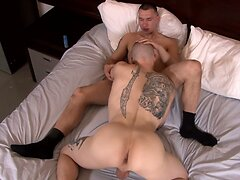 ActiveDuty Colton Ass Fucked Again By Soldier