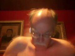 grandpa stroke on cam  scene 5