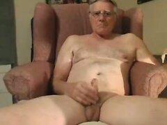 grandpa stroke on cam  scene 6