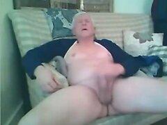 grandpa cum on cam  scene 10