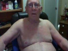 grandpa stroke on cam  scene 10
