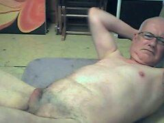 68 yo grandpa stroke on cam