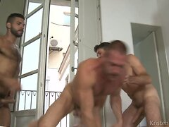 HANS BERLIN, CRAIG DANIEL & HUGO ARENAS  scene 2