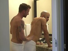 Brett Beckham and Austin Wilde
