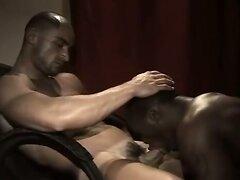 Francois Sagat Fucks Black Muscle Ass