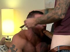 ExtraBigDicks Christian Wilde & Sean Duran