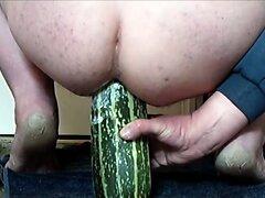 Bathroom anal assortment - 12 videos