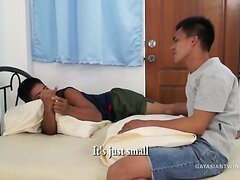 Asian Boys Jesse and Argie Barebacking