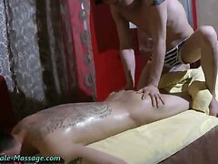 Asian Male Nude Massage  scene 3