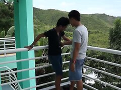 Asian Boys Argie and Idol Barebacking