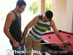 ThickAndBig - Straight and Hung Jack King Fucks Andrew Fitch