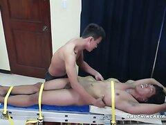 Asian Boy Hermis Tickle Handjob