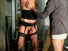 Slave Sissy xtreme Torture