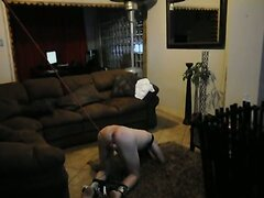 PAINSLAVE SA==SLAVE GET A BEATING==