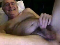 grandpa stroke on cam  scene 43