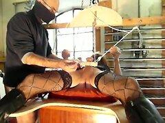 my master insert needle on my ball