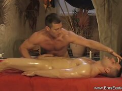 Gentle Genital Massage  scene 3