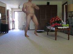 Solo Male Sexy Dance! with masturbation!!
