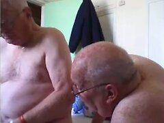 grandpa couple on cam  scene 2