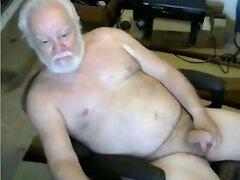 grandpa stroke on cam  scene 55