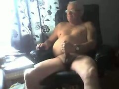 grandpa cum on cam  scene 77
