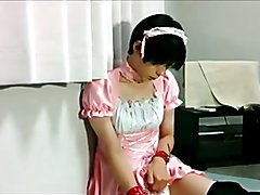 Nippon Crossdresser Utsukushii Onani in Japan