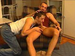 Macho Gays on Hardcore Deep Penetration Anal Sex  scene 2
