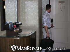 ManRoyale - Dirty not daddy Derek Parker Pounds Ethan Slade