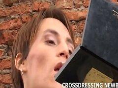 I am such a sexy crossdressing slut