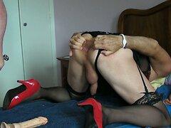 travestie amateur pour maitre exigeant