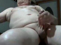 grandpa stroke on cam  scene 73