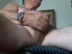 grandpa stroke on cam  scene 80