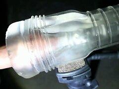 Fleshlight Cock Milking after dark