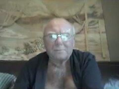 grandpa stroke on cam  scene 81